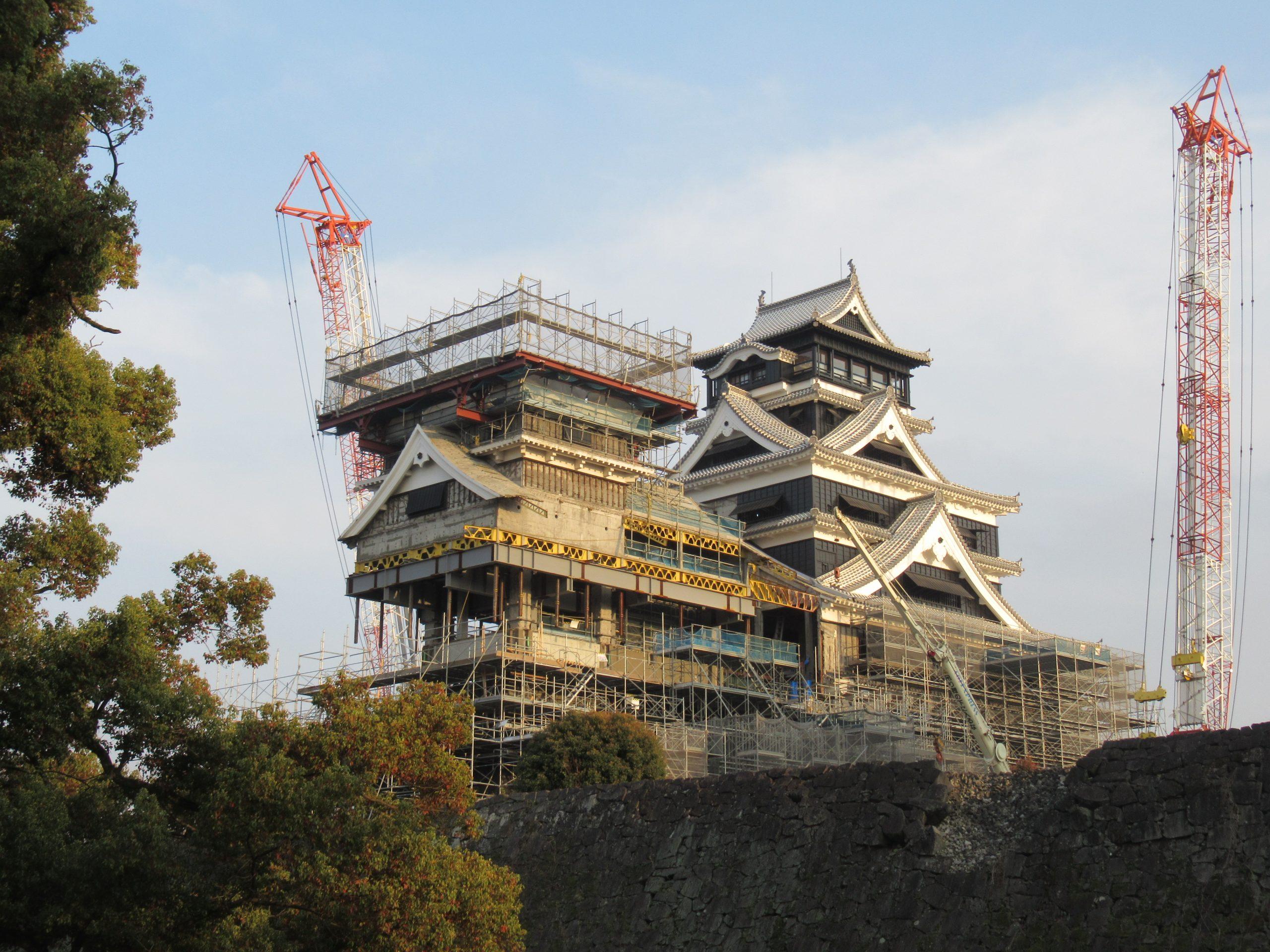 Josaien of Kumamoto Castle