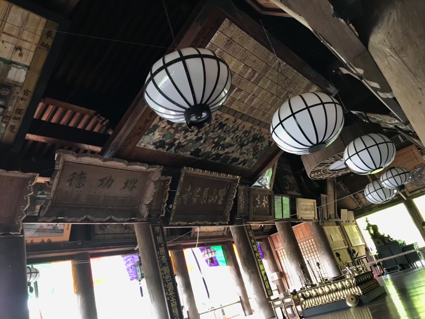 Hasedera Temple in Nara