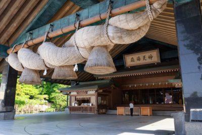 Isumo Shrine, Shimane