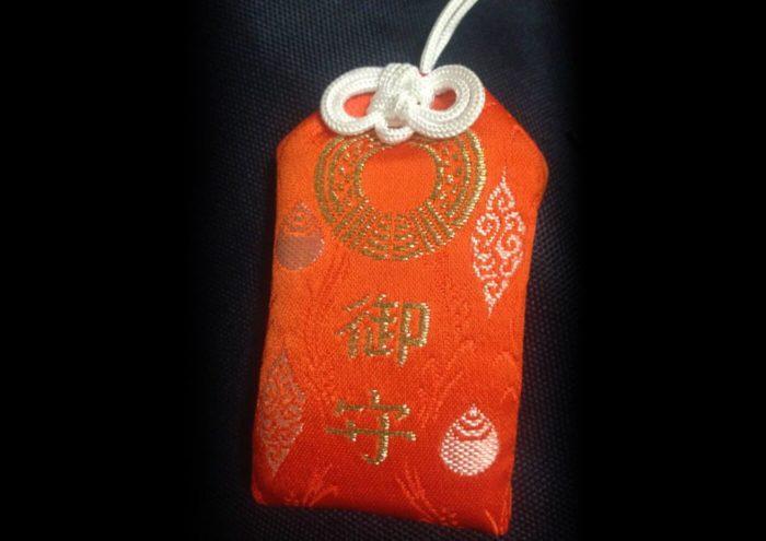 Omamori amulet in Japan