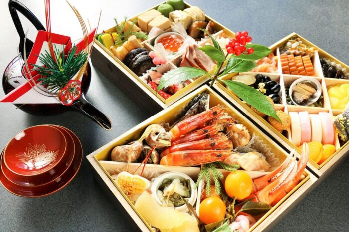 Osechi Ryori, traditional New Year's food in Japan