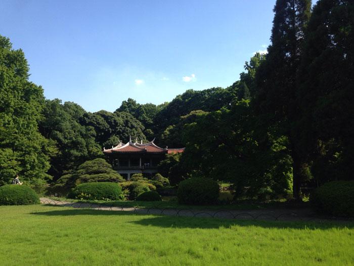 shunjuku Gyoen