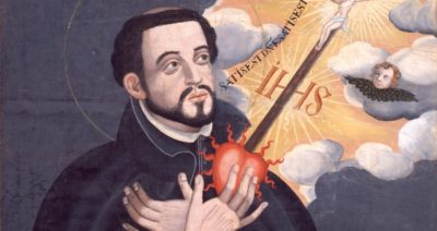 Francisco de Xavier, a Jezuit Christian missionary in Japan