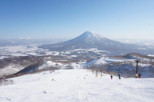 Niseko Ski resort, Hokkaido