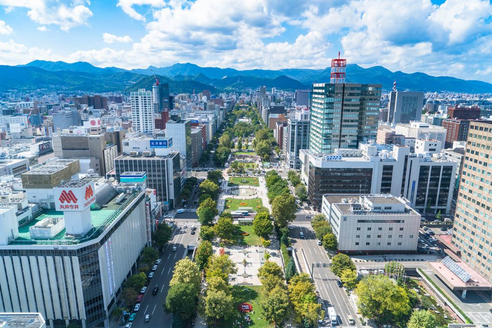 Hokkaido Private tour 6 days