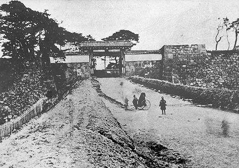 Picture from the Meiji era in Japan