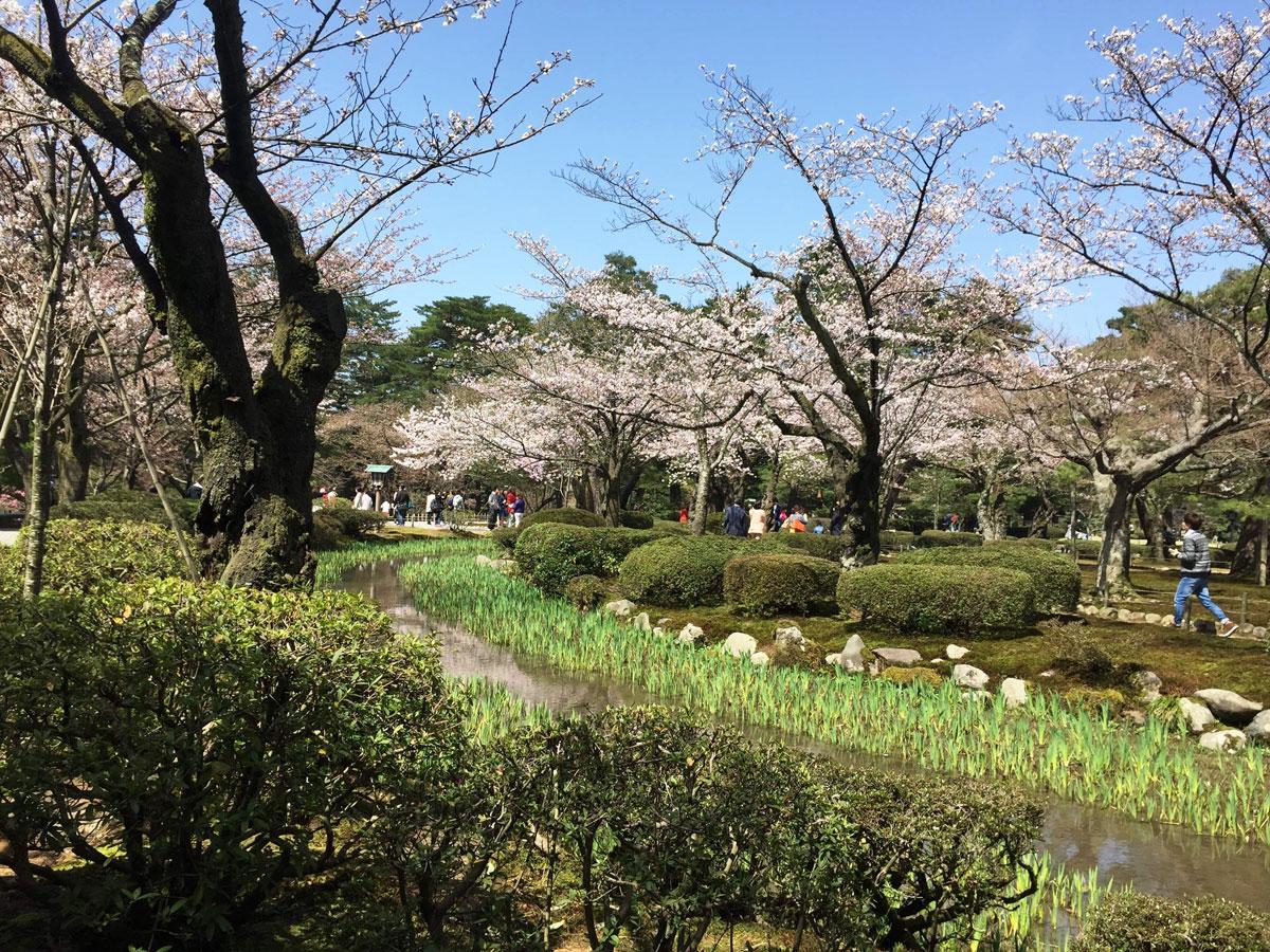 Kenrokuen Garden (Kanazawa)