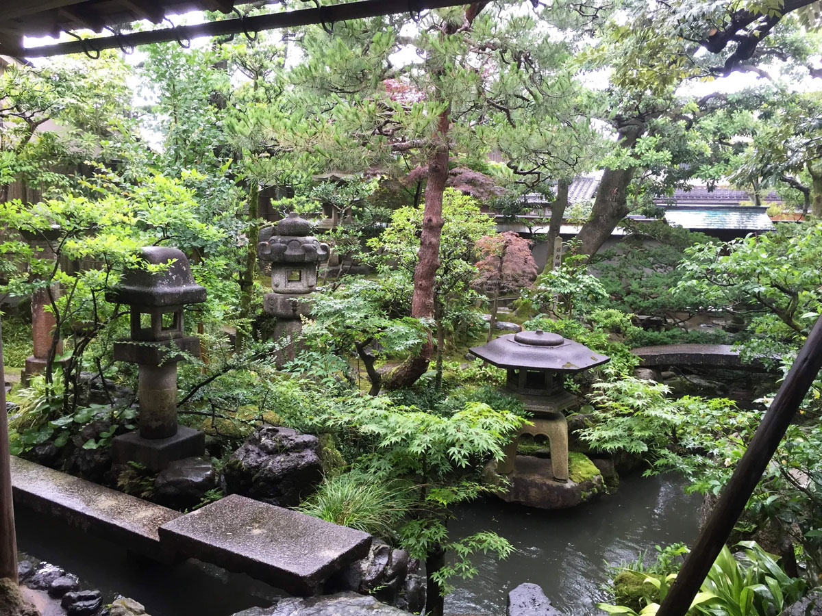 Nomura Clan Samurai Home