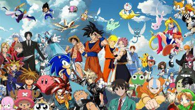 anime of Japan