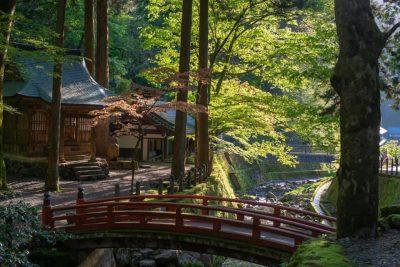 Eiheiji temple in Fukui, Japan