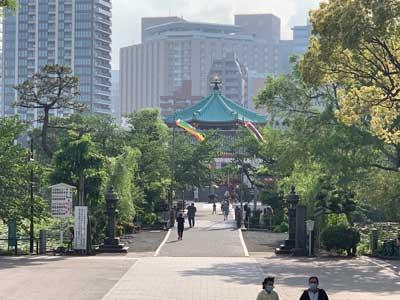 Shinobazunoike Bentendo Ueno