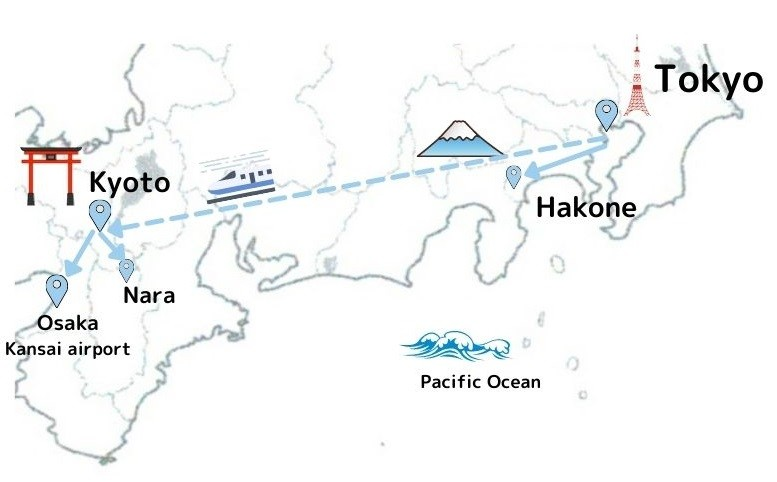 Japan Cherry Blossom Tour 2022 (6d/5n)