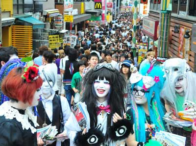 Tokyo Anime Tour Spring (5d/4n)