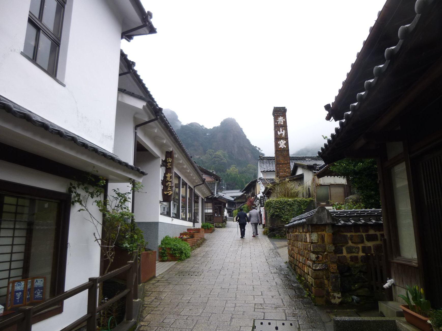 Pottery Towns Arita and Imari