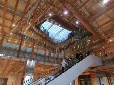 Toyama City Glass Museum, Japan