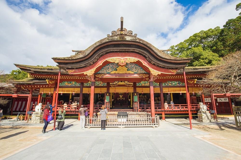 Samurai Land Kyushu Japan tour