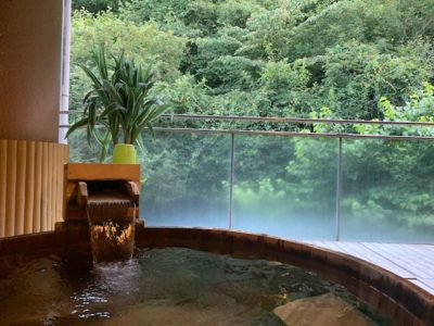 onsen outdoor bath