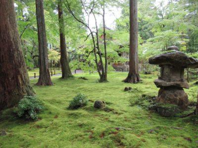 Sanzenin, Ohara in Kyoto, Japan
