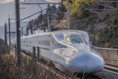 The Bullet Train in Japan