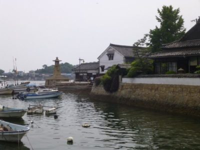 Tomonoura Port, Hiroshima, Japan