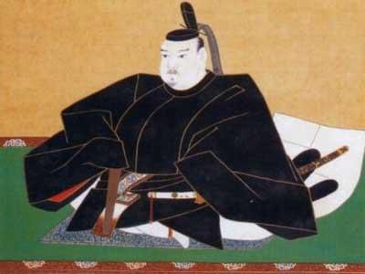 Third shogun of Japan Iemitsu Tokugawa