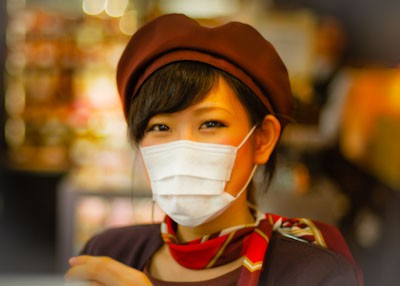Surgical Masks in Japan
