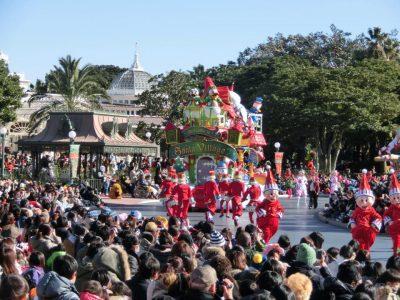 Tokyo Disneyland in Japan