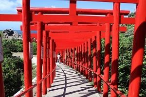 Motonosumi Inari Shrine | Yamaguchi Travel Guide
