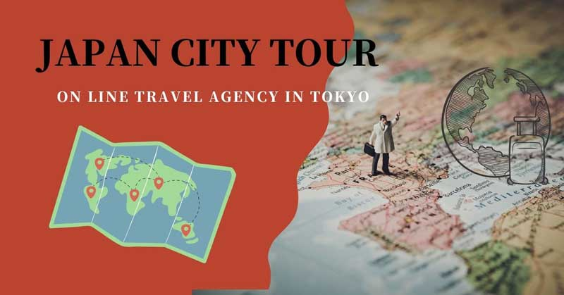 travel agency in Japan