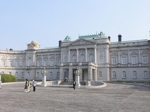 Geihinkan (State Guest House or Akasaka Palace) in Tokyo, Japan