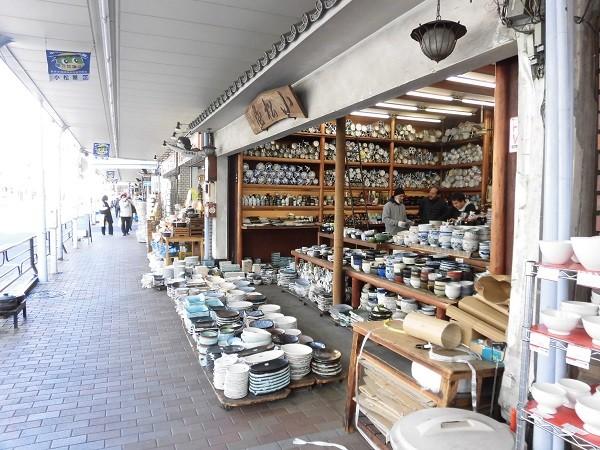 Kappabashi Kitchen Street in Tokyo, Japan